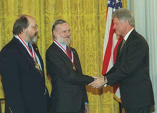 记:丹尼斯·里奇(Dennis Ritchie)