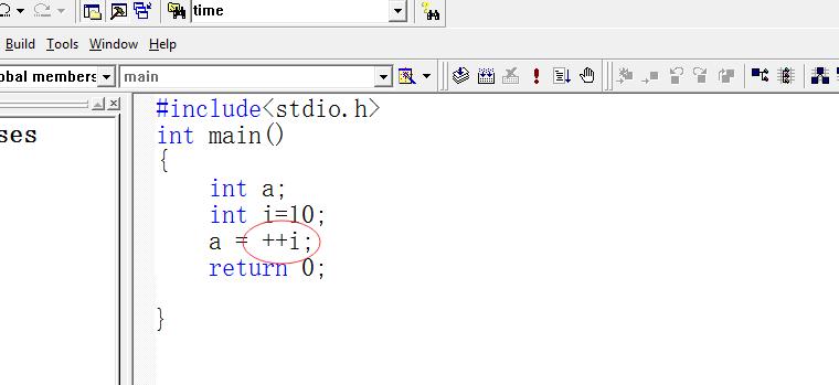 C语言逆向之自增(++)运算符前缀和后缀的区别