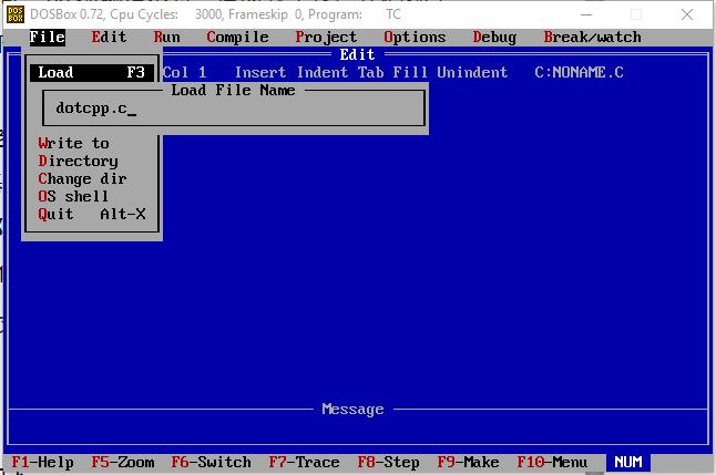 TC2.0编译器下载及入门图文教程